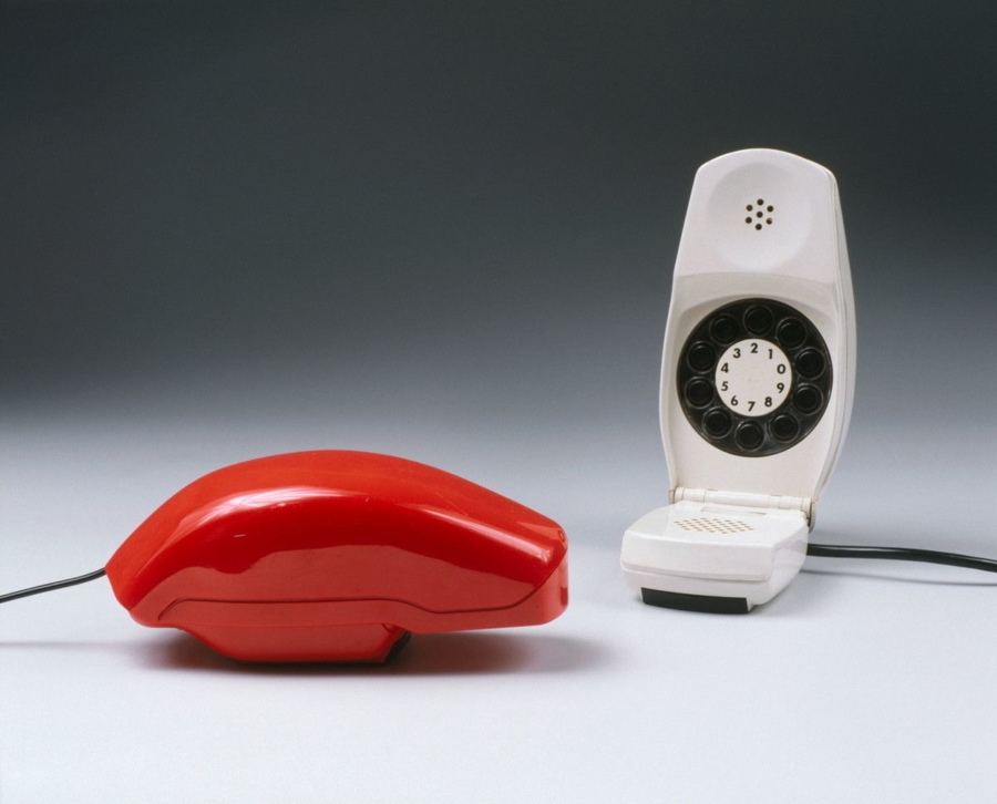Industrial Design Guide - GRILLO telephone
