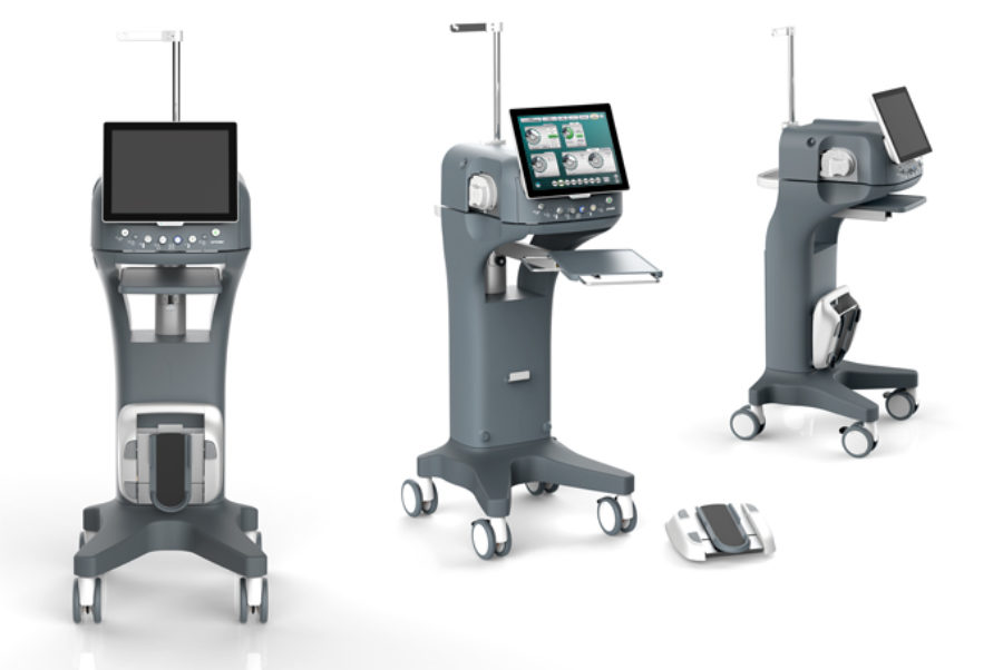 Case Study: BVI/Optikon Industrial Design Medical Sector