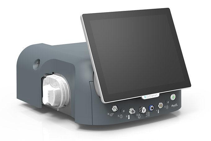 Case Study: BVI/Optikon Industrial Design Settore Medico