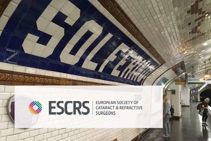 ESCRS Congress Paris 2019
